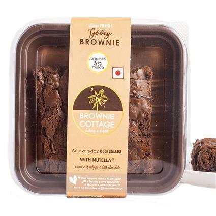 BROWNIE COTTAGE BROWNIE NUTELLA 78G