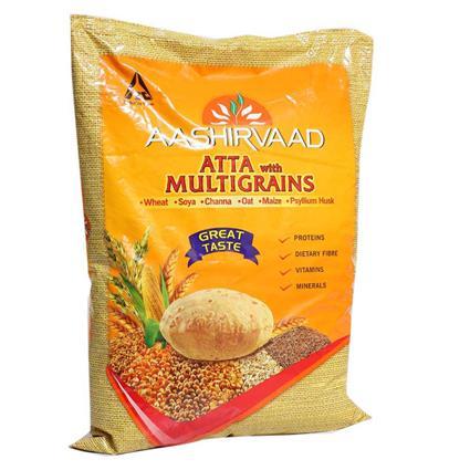 Multigrain Atta-Aashirvaad