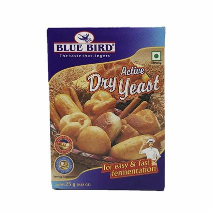 BLUE BIRD DRY YEAST 25G