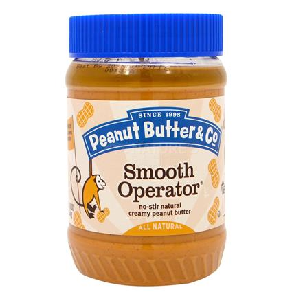 Smooth Operator Peanut Butter - Peanut Butter & Co