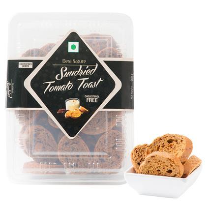 Sundried Tomato Toast - L'exclusif