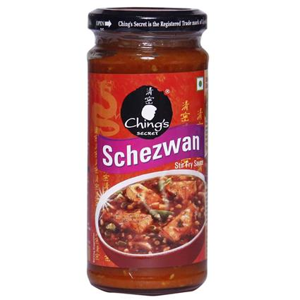 Schezwan Stir Fry Sauce - Chings