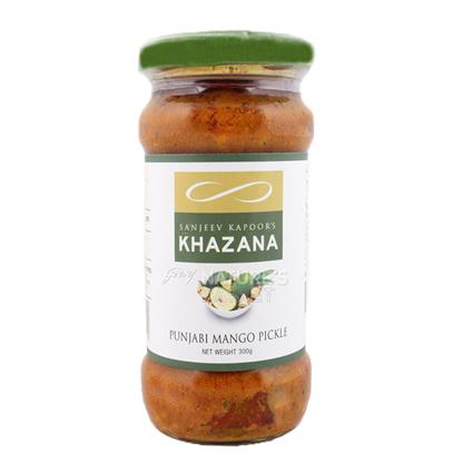 Punjabi Mango Pickle - Khazana