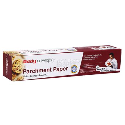 Baking Parchment Paper - Oddy