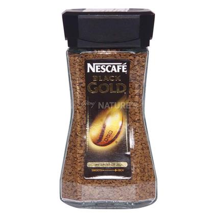 Dark Roast Coffee  -  Black Gold - Nescafe