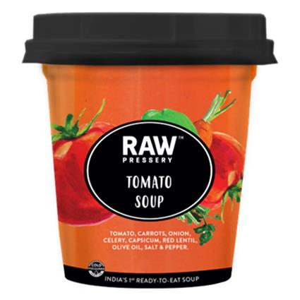 Tomoto Soup - Raw Pressery