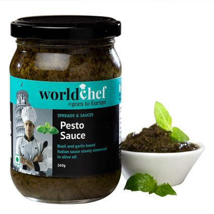 Pesto Sauce - World Chef
