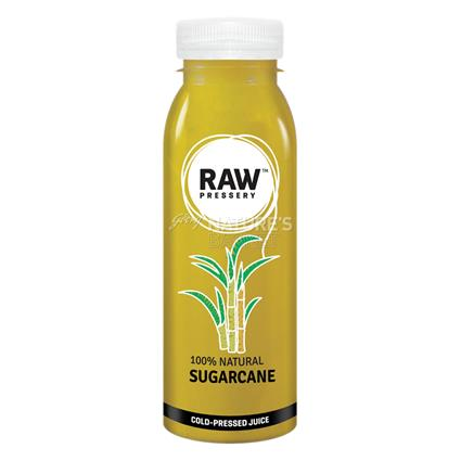 Cold Pressed Juice Sugarcane - Raw Pressery