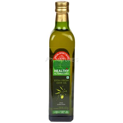 Extra Virgin Olive Oil - Healthy Alternatives