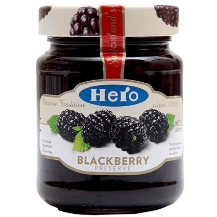 Blackberry Jam - Hero