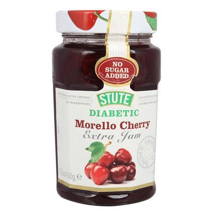 Morello Cherry Extra Jam - Stute