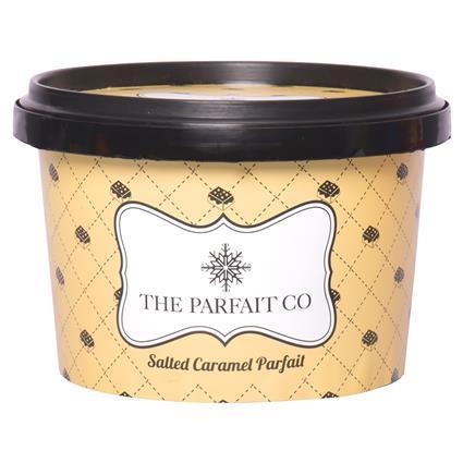 Salt Caramel Parfait - The Parfait