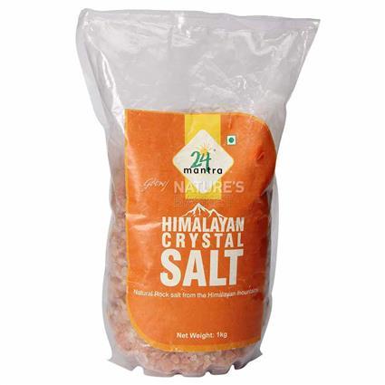 Himalayan Crystal Salt - 24Mantra Organic