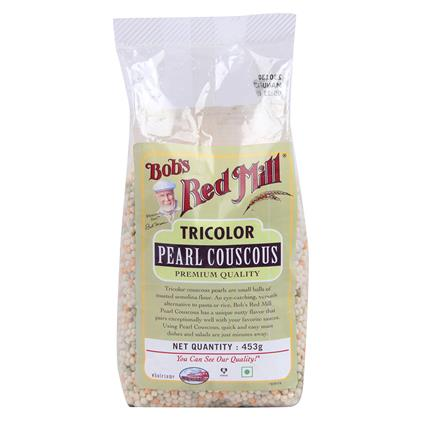 Tricolor Pearl Couscous - Bob's Red Mill
