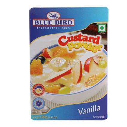 Custard Powder  -  Vanilla - Blue Bird