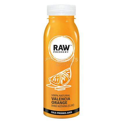 Cold Pressed Juice - Orange - Raw Pressery