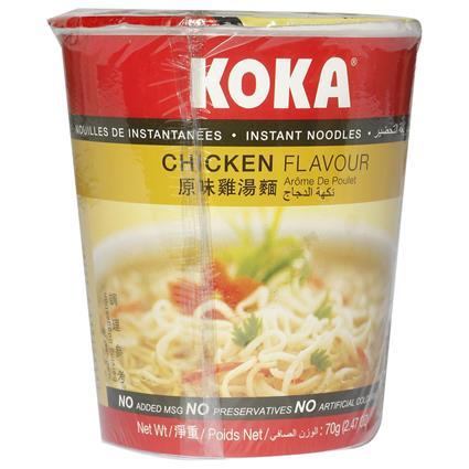 Instant Noodles  -  Chicken - Koka
