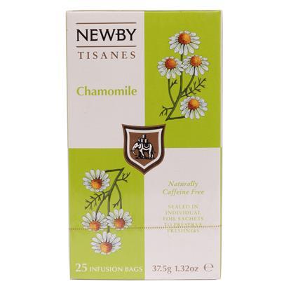 Chamomile Tea  -  25 TB - Newby