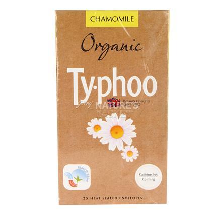 Organic Chamomile Tea - Typhoo