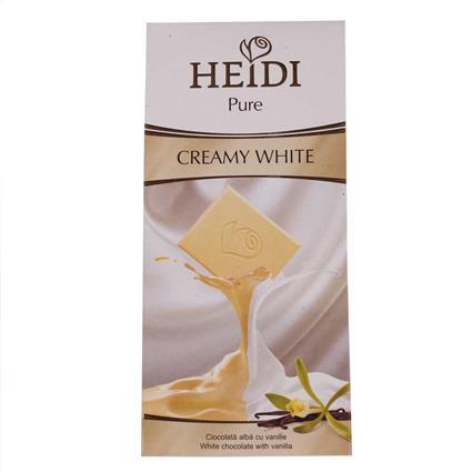 HEIDI PURE CREAMY WHITE 80G