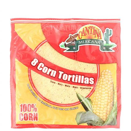 Corn Tortillas 8 - Cantina