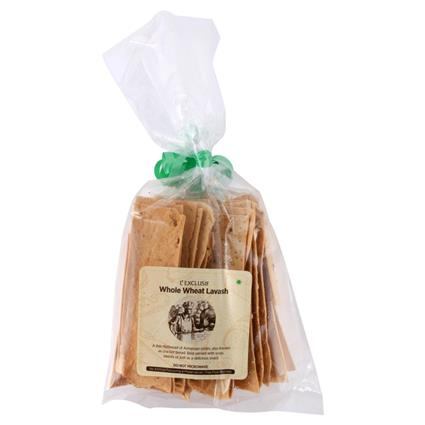 Whole Wheat Lavash - L'exclusif