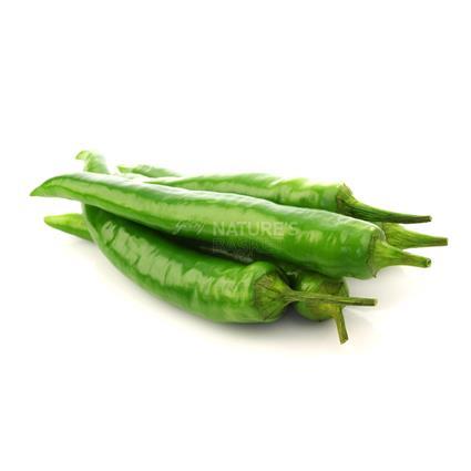 Chilli Green - Organic
