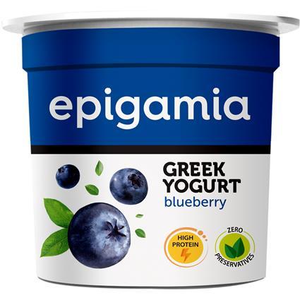 EPIGAMIA BLUEBERRY YOGHURT 90G