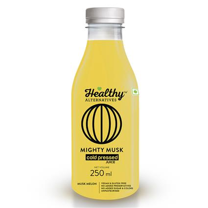 Cold Pressed Juice Mighty Musk - Healthy Alternatives