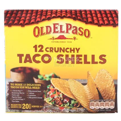 Taco Shells - Old El Paso