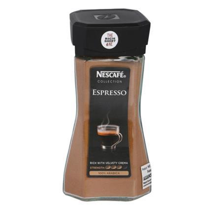 Espresso Delicate Crema 100% Pure Arabica - Nescafe