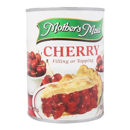 Cherry Pie Filling/Topping - Mothers Maid