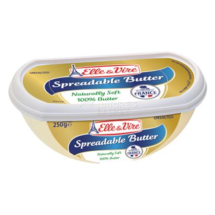 Unsalted French Butter - Elle & Vire