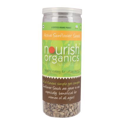Active Sunflower Seeds - Nourish Organics