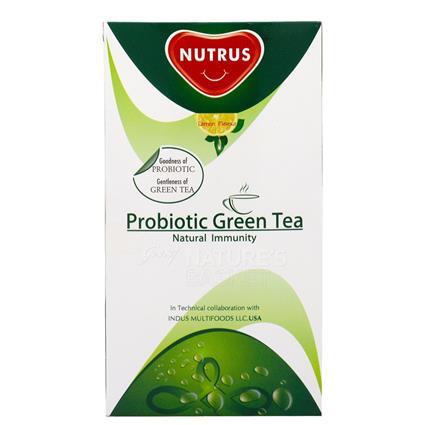 Probiotic Green Tea - 20TB - Nutrus