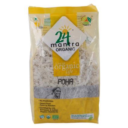 Poha Flattened Rice - 24 Mantra Organic