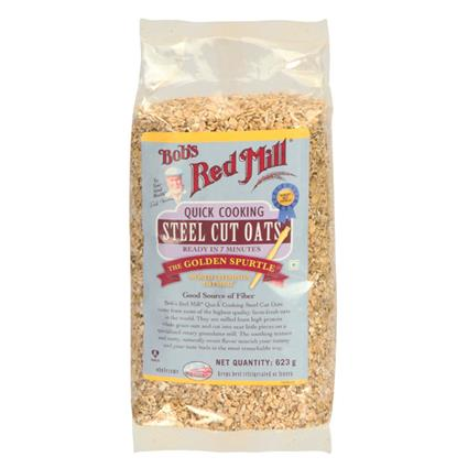Steel Cut Oats Quick Cooking - Bob's Red Mill