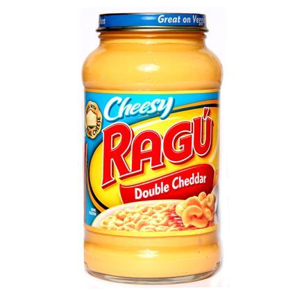 RAGU CHEESY DOUBLECHEDDAR PASTASAUCE454G