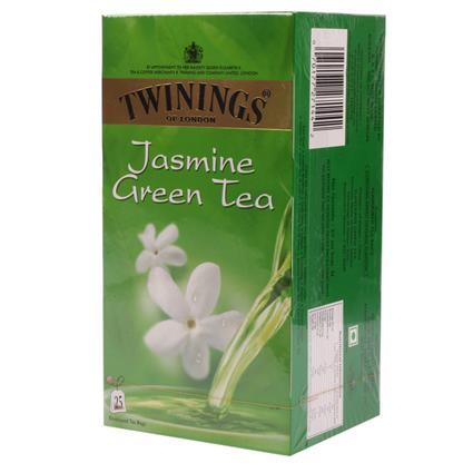 Jasmine Green Tea  -  25 Tea Bags - Twinings