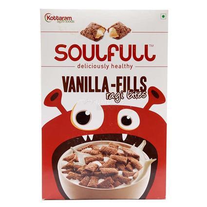 Vanilla Fill Ragi Bites - Soulfull