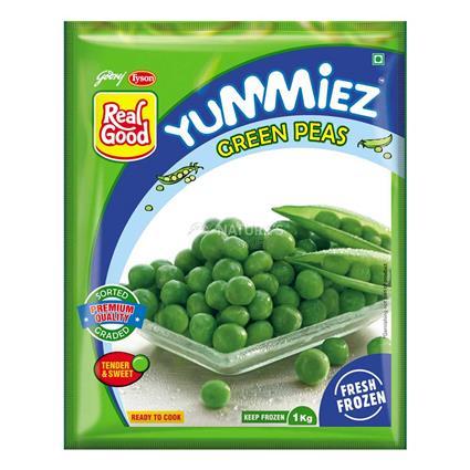 Green Peas - Yummiez