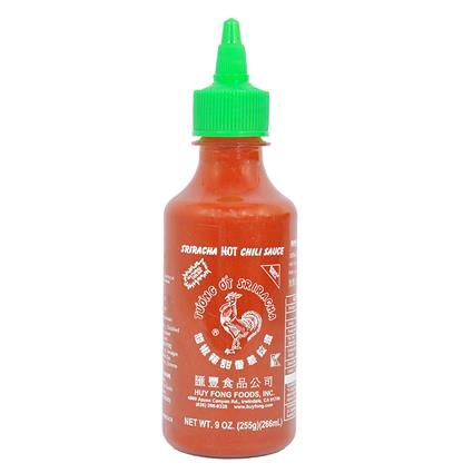 Sriracha Hot Chili Sauce - Huy Food Sriracha