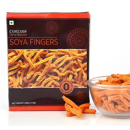 Soya Fingers - L'exclusif