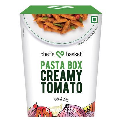 Creamy Tomato Pasta - Chef's Basket Explorer