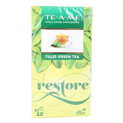 Restore Tulsi Green Tea - TE-A-ME