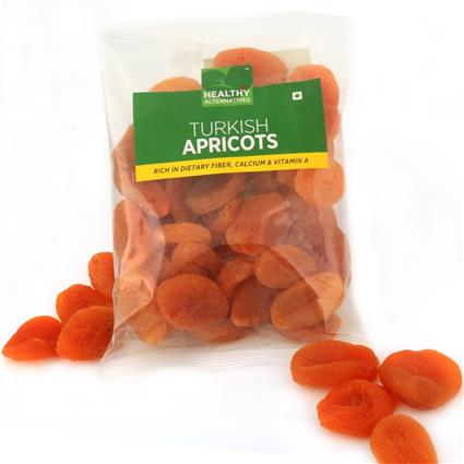 Dry Turkish Apricot  -  Seedless - Get Natures Best