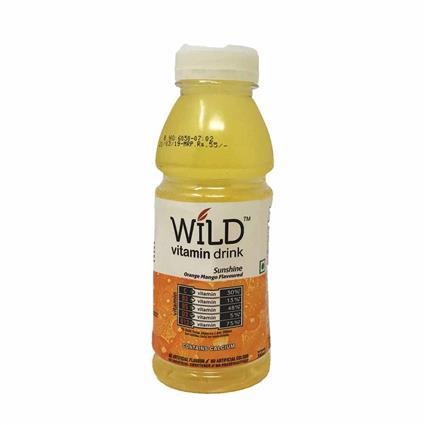 Sunshine Orngmango - Wild