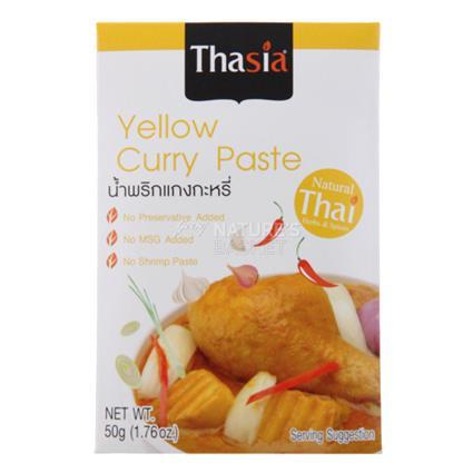 Yellow Curry Paste - Thasia