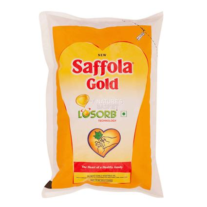 Gold Oil - Pouch - Saffola