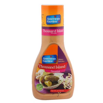 Thousand Island Salad Dressing - American Garden